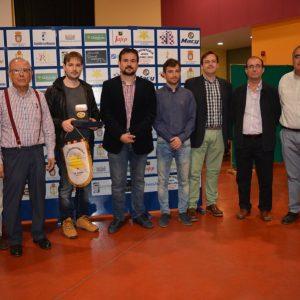 El Trofeo Del 44º Torneo Internacional De Ajedrez De La Roda Se Va A Cuba