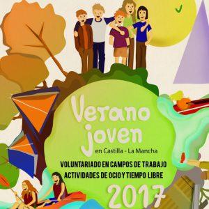 Convocado El Programa Verano Joven 2017 De La JCCM
