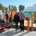 El Parque Infantil Adaptado Estará Listo A Principios De La Próxima Semana