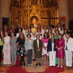 Una Treintena De Reinas De Las Fiestas Asistieron Al Primer Acto Conmemorativo Del 75 Aniversario