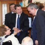 """Page Y Aroca Coinciden En Ser La Residencia Fonda Oriental un """"motivo De Orgullo"""" Para La Roda Y CLM"""