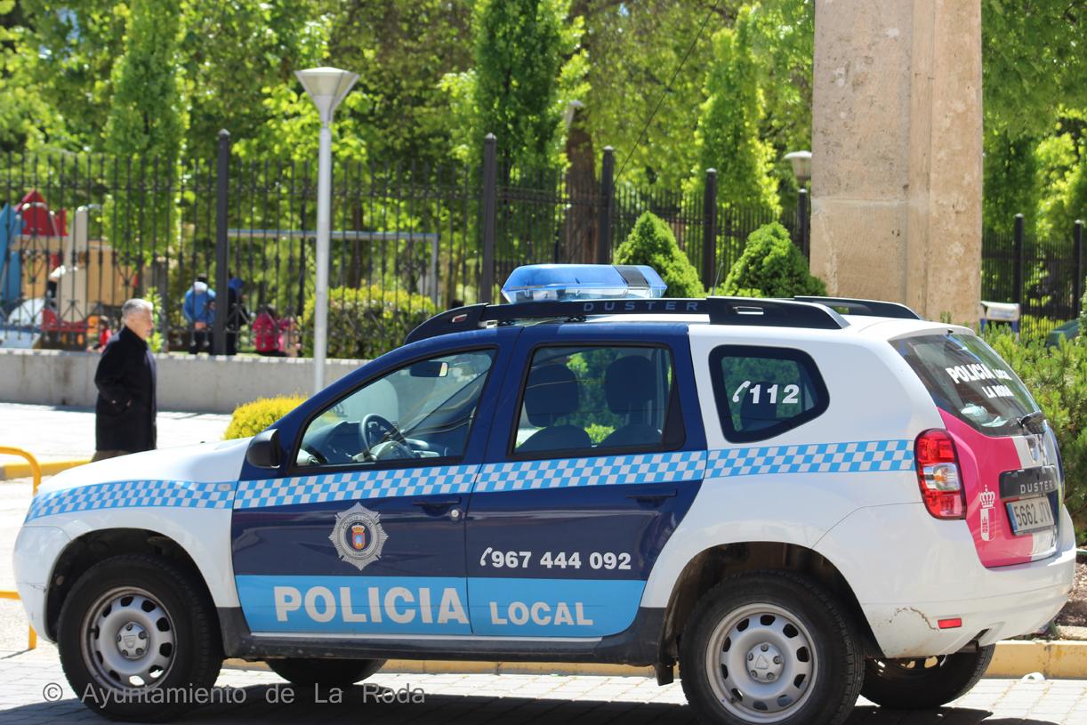 Policía Localcochepñ