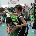 Un Amistoso Del Toulouse Y CP La Roda, Prólogo Del Veinte Aniversario Del Torneo MARCA De Minibáske