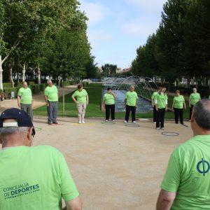 Curso De Gimnasia Saludable Para Mayores