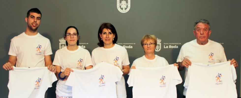 Camisetas Para Conmemorar El 75 Aniversario De Las Fiestas Patronales