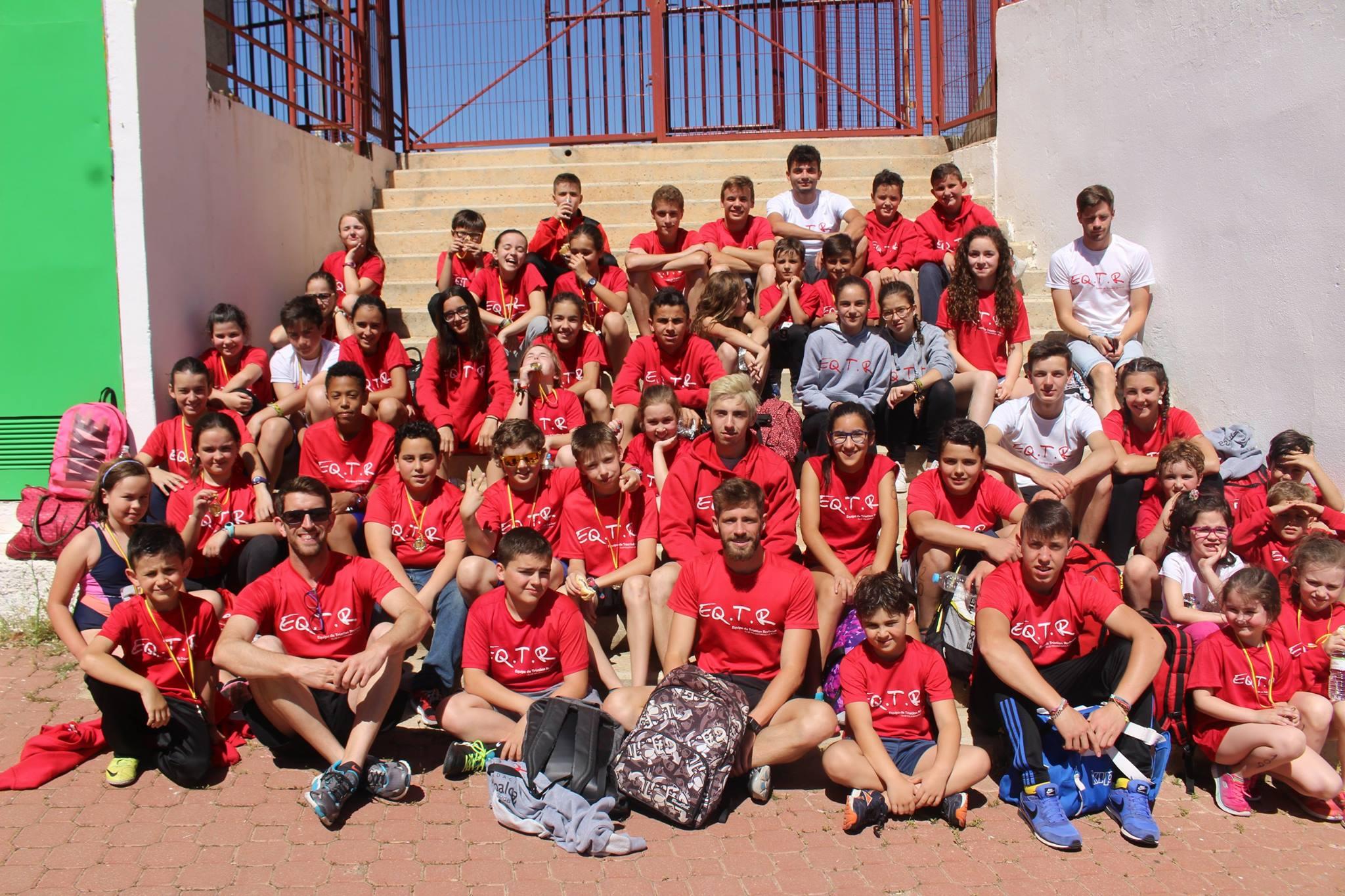 EQTR Doble Campeón Por Equipos En El Regional