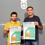 La Roda, Sede Del Torneo Nacional De Minibásquet Femenino Rodanoble