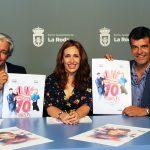 Alberto Closas Y Andoni Ferreño Presentan En La Roda El Teatro De Las Fiestas Patronales