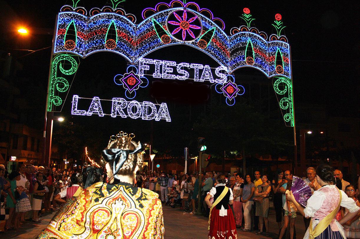 Este Sábado, Desfile Inaugural De Las Fiestas Patronales De La Roda