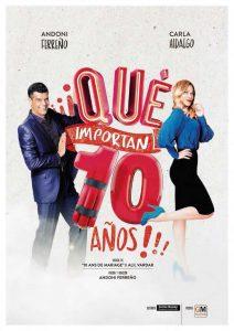 """""""Que importan 10 años!!!"""" @ Auditorio de la Casa de la Cultura"""