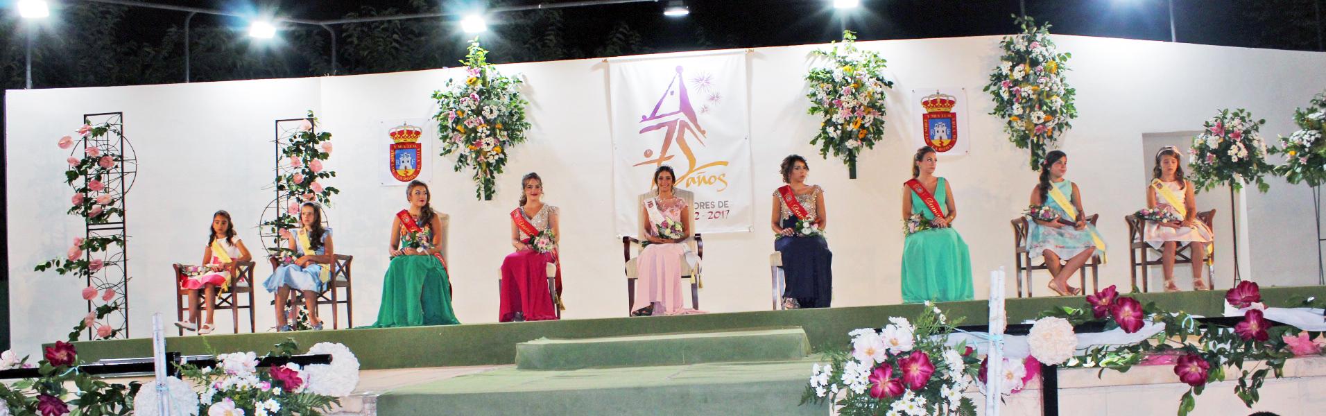 Marifé Carrilero Fue Coronada Reina De Las Fiestas Mayores De La Roda