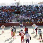 Pinar, Fortes Y Adame Harán El Paseillo En El Coso Rodense Este Domingo