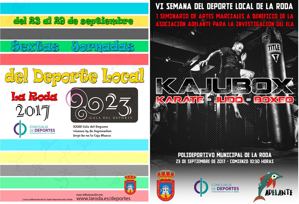 Un Seminario De Artes Marciales Inaugura Este Sábado Las Jornadas Del Deporte Local