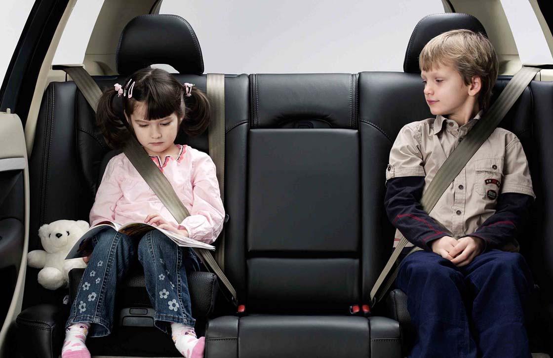 Campaña Sobre El Uso De Cinturón De Seguridad Y Sistemas De Retención Infantil