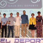 La Roda Rindió Homenaje A Sus Deportistas