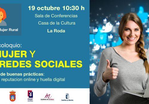 """Charla """"La Mujer Y Las Redes Sociales"""""""