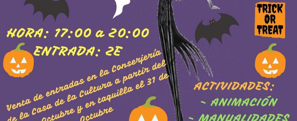 Fiesta Infantil De Hallowen