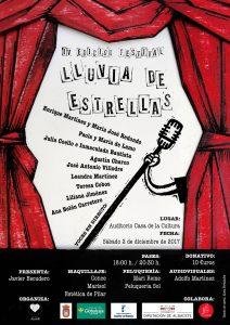 IV FESTIVAL LLUVIA DE ESTRELLAS - A BENEFICIO DE AMAR @ Auditorio de la Casa de la Cultura