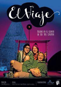 """Teatro infantil: """" EL VIAJE"""" @ Auditorio de la Casa de la Cultura"""