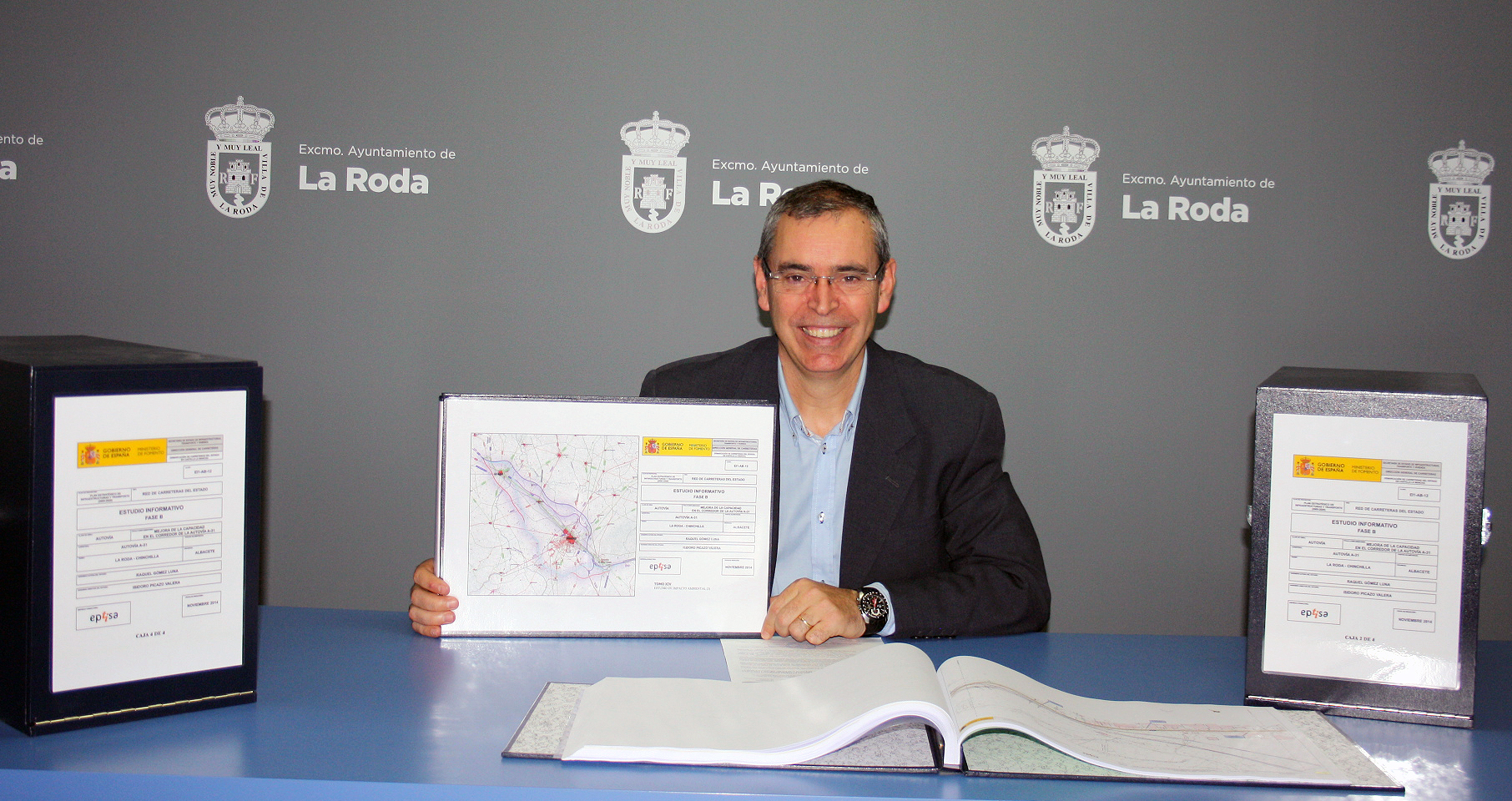 Rp.alcalde Abril 2015 Presentac. EIA En La Roda
