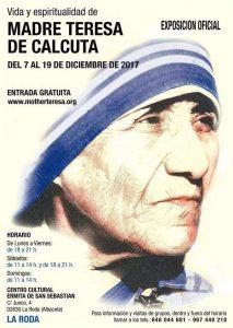 INAUGURACIÓN Y EXPOSICIÓN - VIDA Y ESPIRITUALIDAD DE MADRE TERESA DE CALCUTA @ Centro Cultural S. Sebastián