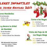 Divertidas Propuestas Del Centro Joven Para Esta Navidad
