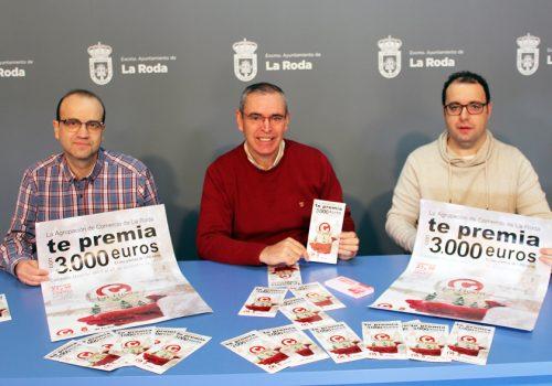 El Comercio Rodense Premiará Con 3.000 Euros Las Compras De Navidad