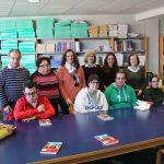 La Biblioteca Municipal Pone En Marcha Un Club De Lectura Fácil Para Usuarios De Asprona