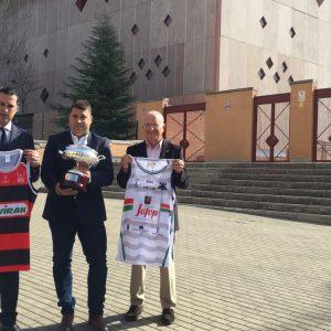 Presentada La Equipación De La Copa LEB Plata