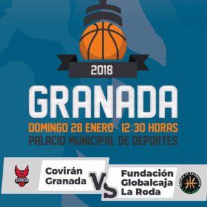 El Presidente De FG La Roda asiste Este Miércoles A La Presentación En Granada De La Copa LEB Plata