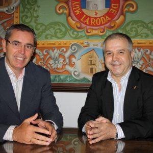 El Rodense Antonio Moreno Recibe Del COE La Orden Olímpica