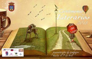 CERTÁMENES LITERARIOS 2018 @ Casa de la Cultura