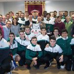 Recepción Oficial Al FG La Roda