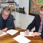 Ayuntamiento Y Asprona Firman Un Convenio De Colaboración