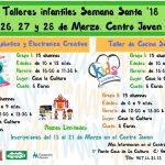 Divertidos Talleres Infantiles En Semana Santa