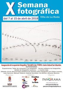 X SEMANA FOTOGRÁFICA  VILLA DE LA RODA @ Centro Cultural S. Sebastián