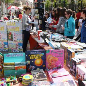 Una Intensa Semana Para Celebrar El Día Del Libro En La Roda