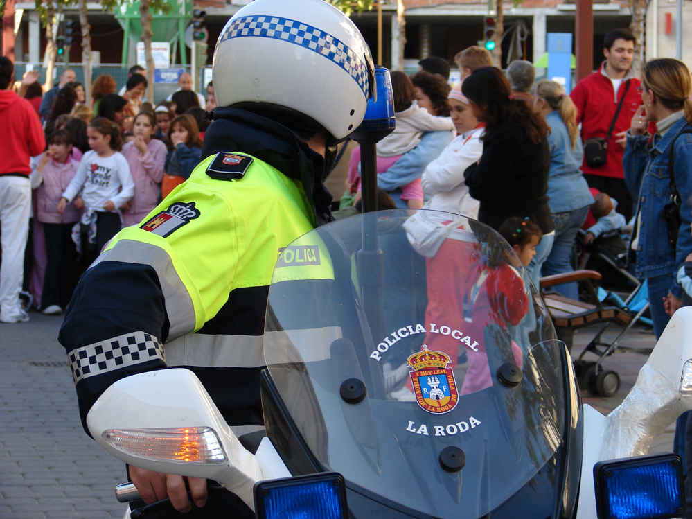 Policia Educacionvial