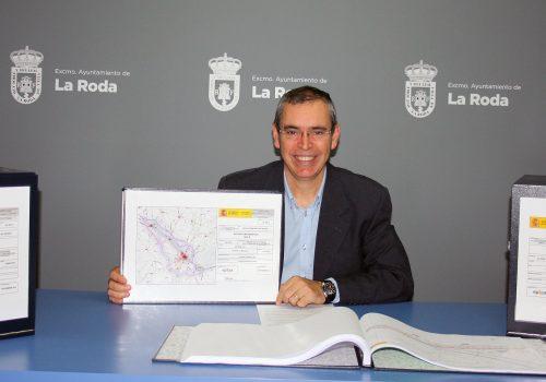 Para Vicente Aroca El Tercer Carril La Roda – Chinchilla Supondrá Una Inyección Para El Desarrollo Económico Y Creación De Empleo