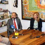 La UCLM Considera Muy Fructífera La Primera Toma De Contacto Con Los Empresarios Rodenses