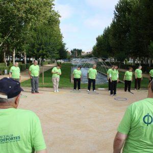 Últimas Plazas Libres En Gimnasia Saludable Para Mayores