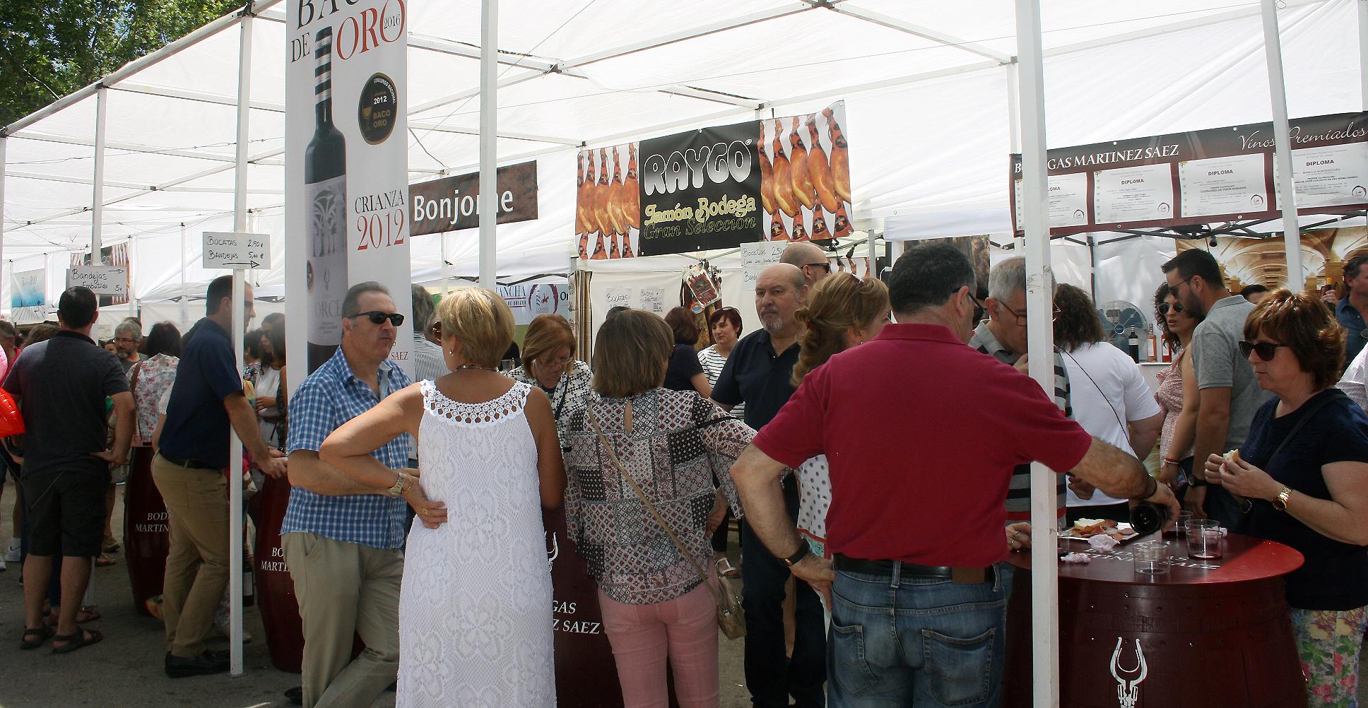Vinos De La Mancha En #Sentidos18