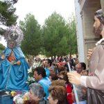 Este Domingo La Virgen De Los Remedios Llega A La Roda En Romería