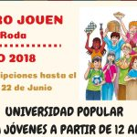 Universidad Popular Juvenil 2018