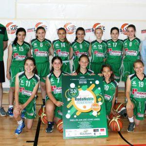 La Roda Acoge El V Torneo Nacional De Minibásquet Femenino RODANOBLE
