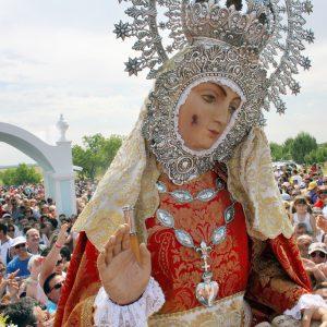 Este Domingo, La Virgen De Los Remedios Regresa En Romería A Su Santurario De Fuensanta