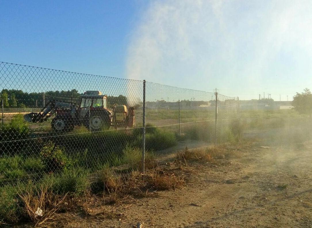 El Ayuntamiento Mantiene El Protocolo De Fumigaciones Iniciado A Primeros De Junio