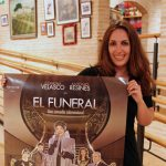"""""""El Funeral"""", Con Concha Velasco Y Antonio Resines, Para El Teatro De Fiestas"""