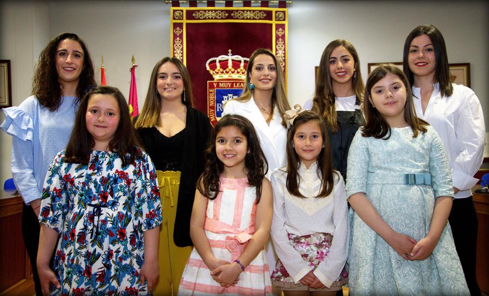 María García-Calvo Charco Será Coronada Reina De Las Fiestas Patronales De La Roda 2018