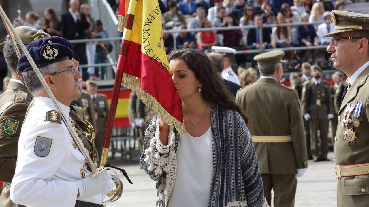 Jura De Bandera